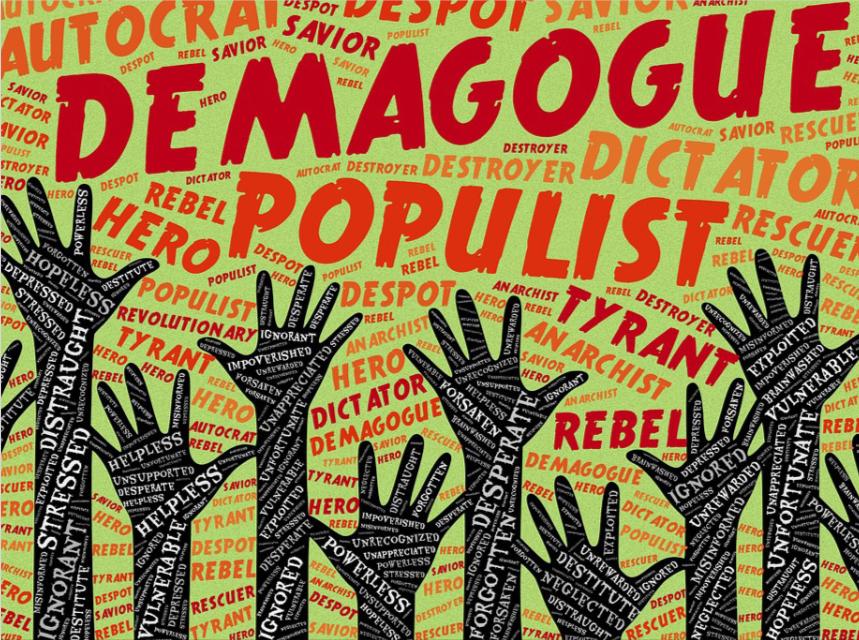 Demagogue Populist